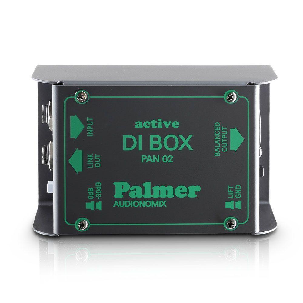 Palmer PAN 02 aktive DI-Box