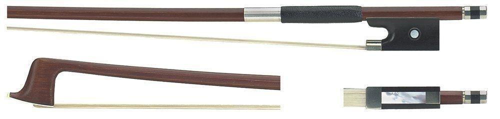 GEWA Violinbogen 4/4 Brasilholz Student-Bogen, eckige ausgesuchte Stange