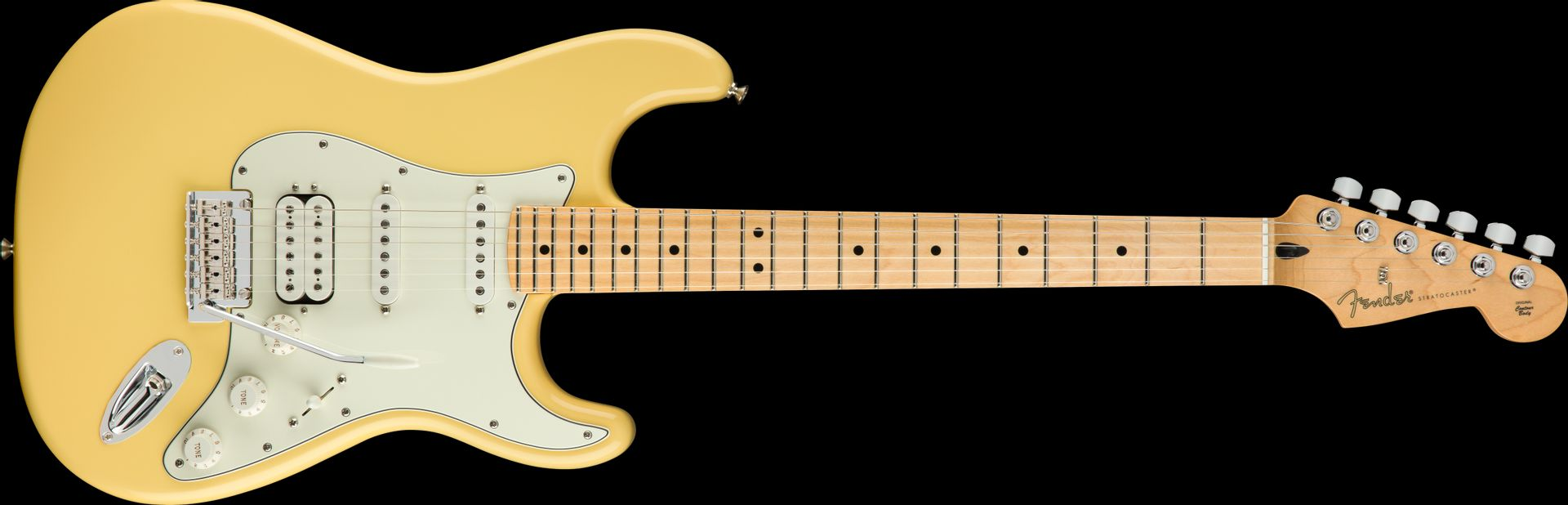 Fender Player Strat HSS MN BCR
