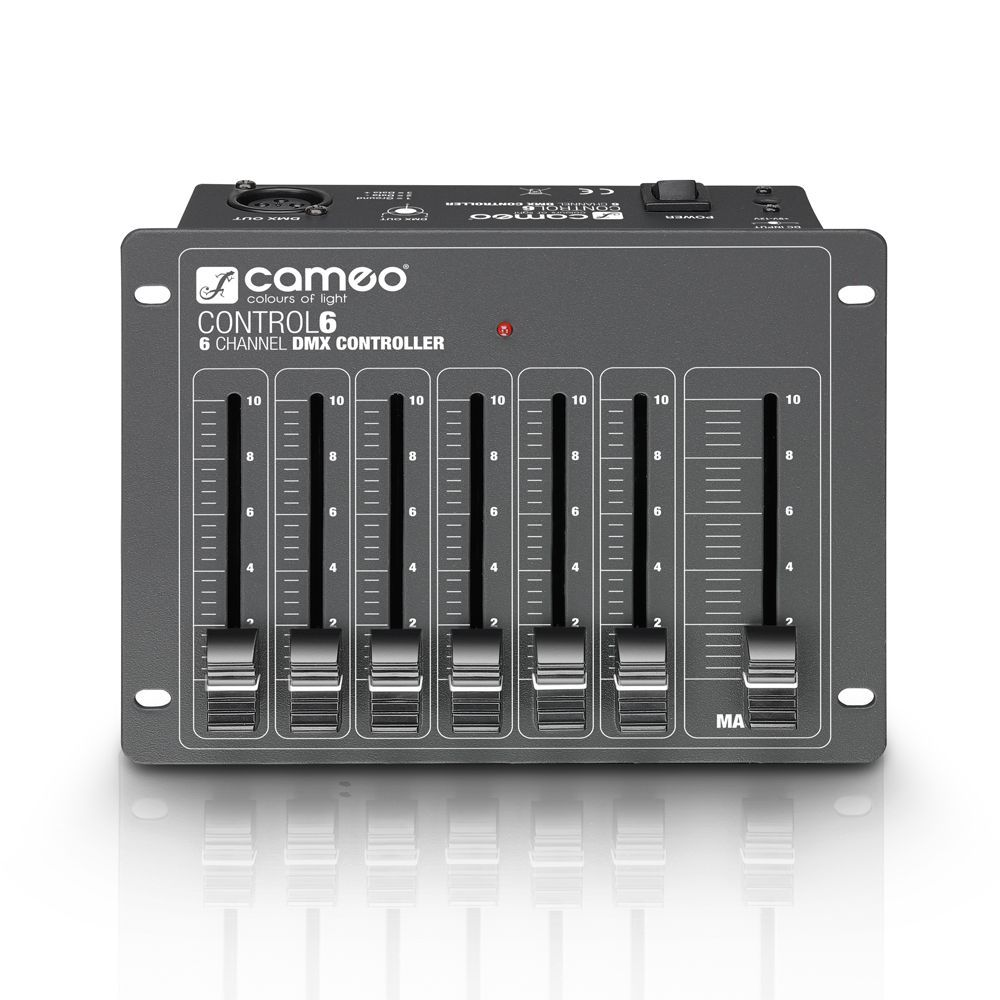 Cameo CONTROL 6 DMX Controller