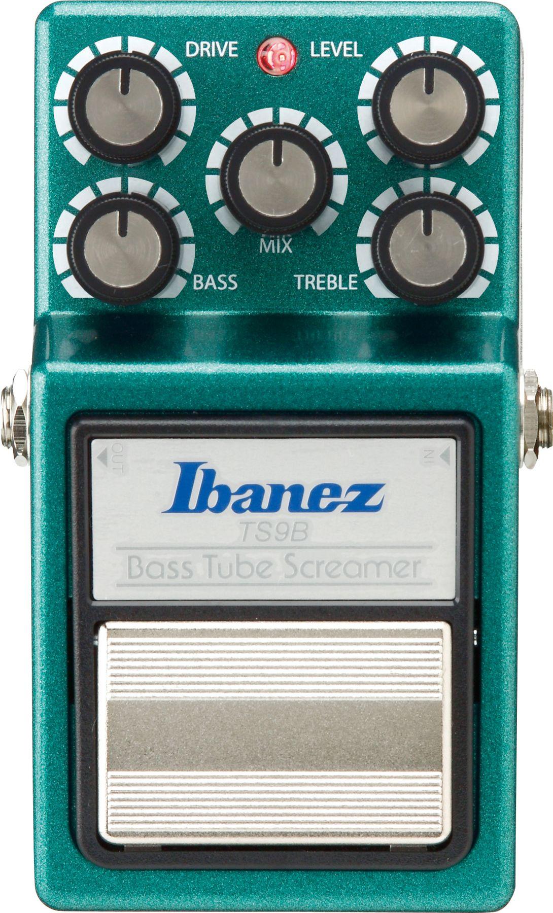 Ibanez TS9B Bass Tubescreamer, Effektgerät für E-Bass