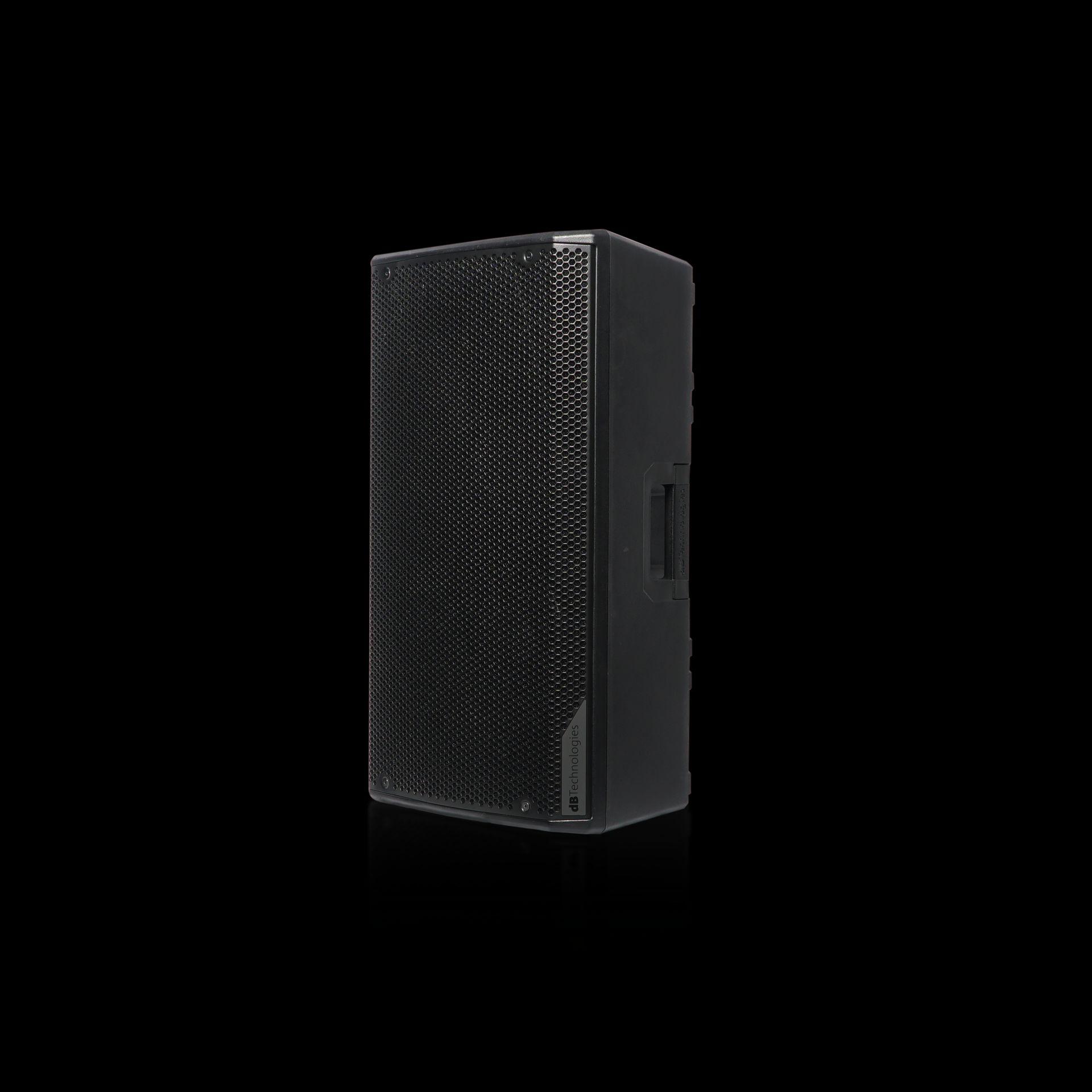 dB Technologies OPERA Unica 12 PA-Box 12/2, Aktive Fullrange Lautsprecherbox