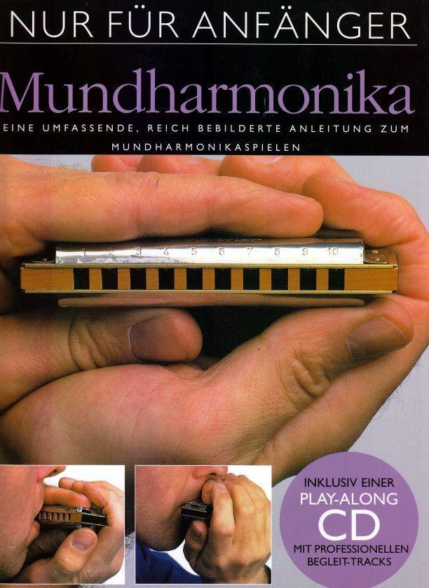 Noten Mundharmonika Nur für Anfänger incl. CD Bosworth BoE 7122