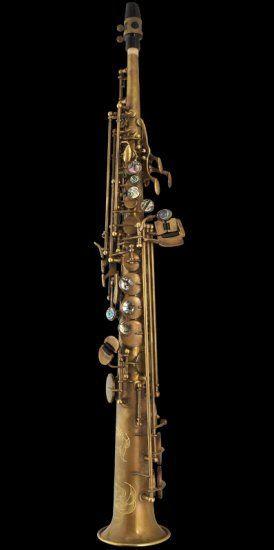 P.Mauriat System-76 GL Sopransaxophon lackiert, incl. Etui u. Zubehör