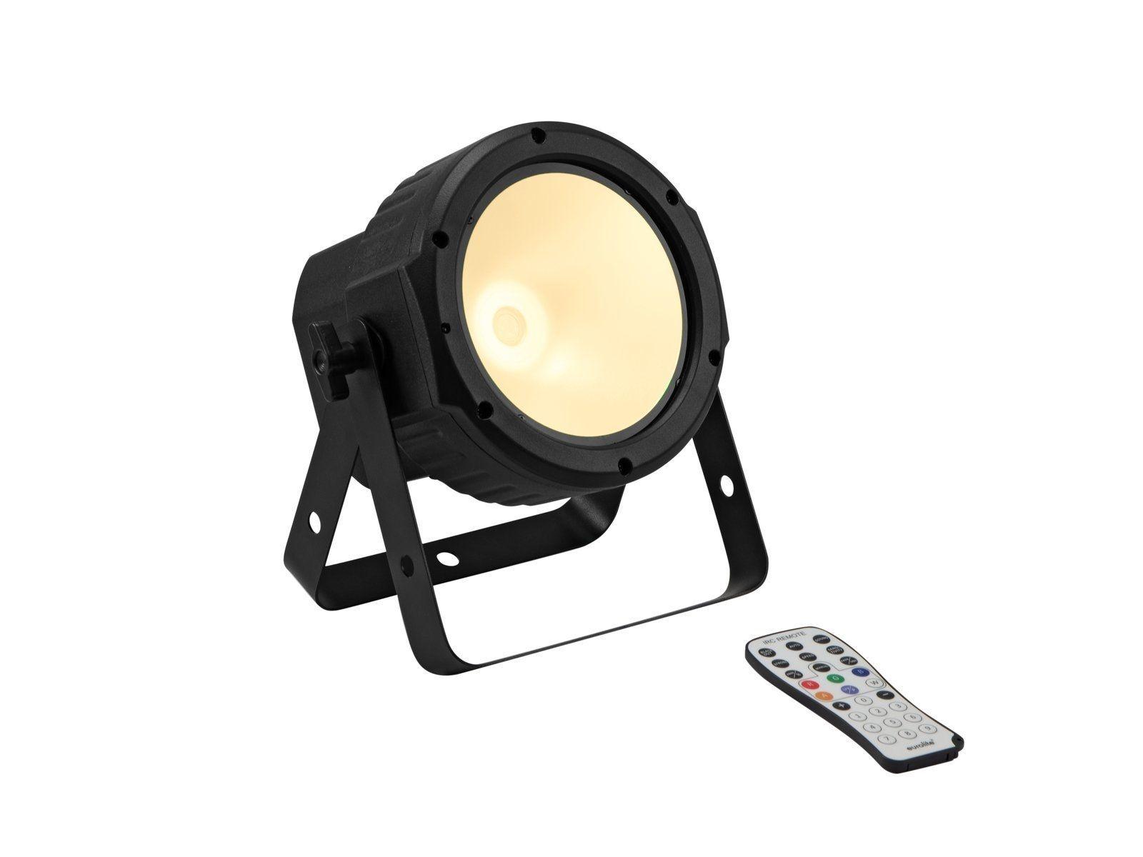 EUROLITE LED SLS-30 COB WW Floor LED Scheinwerfer mit 1x 30W COB-LED in WW
