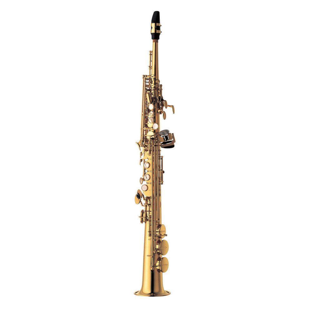 Yanagisawa S-WO1 B-Sopransaxophon, incl. Etui u. Zubehör