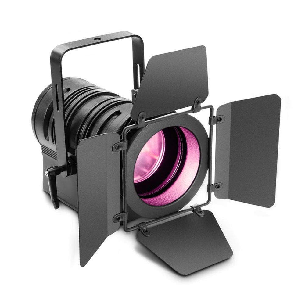 Cameo TS 60 W RGBW Theaterscheinwerfer, LED Theater-Spot, schwarz