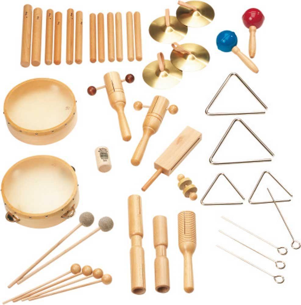 Rohema 61567 Rhythmus Set 1 für 24 Kinder