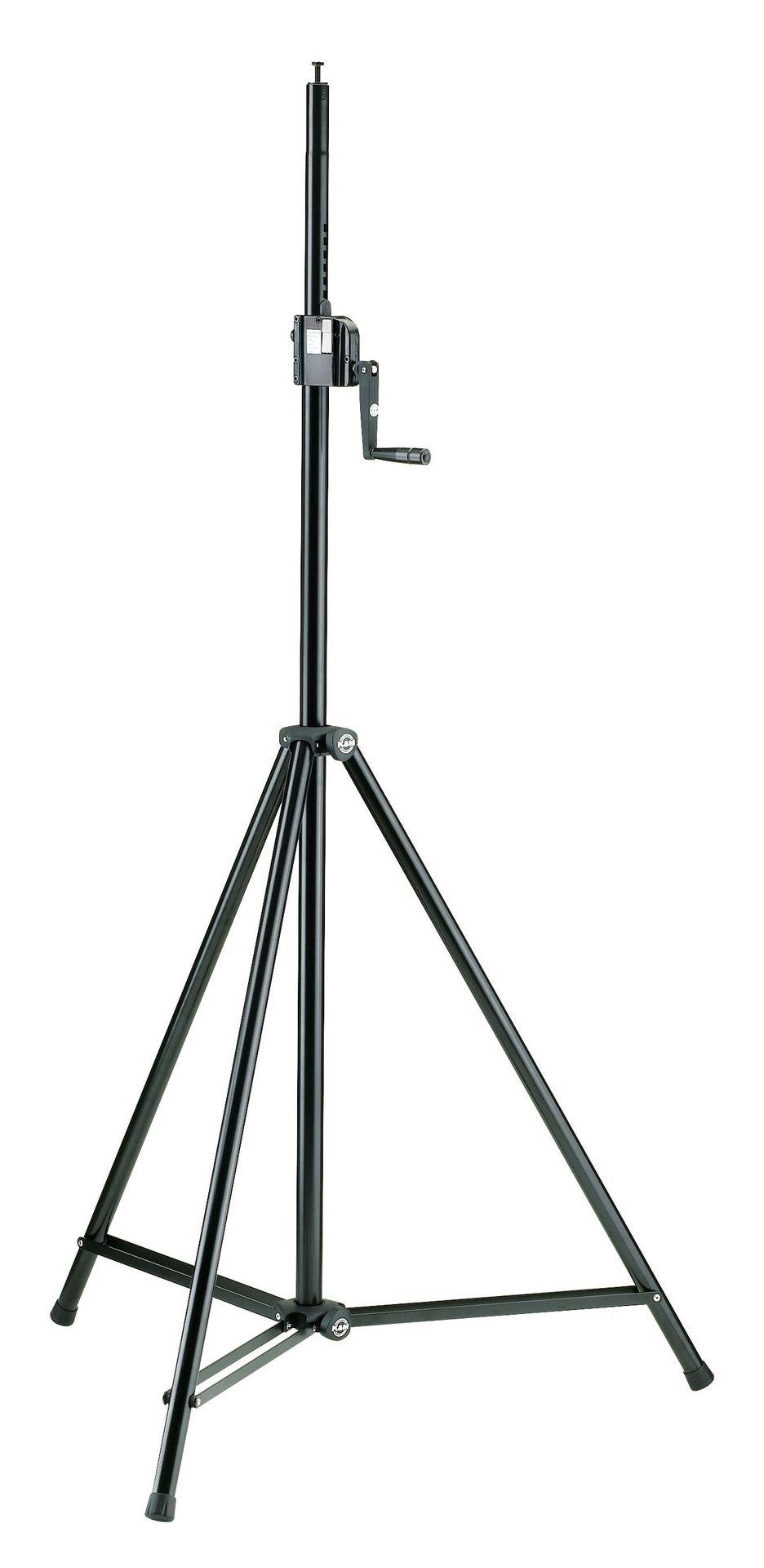 K&M 246/1 Kurbel-Lichtstativ