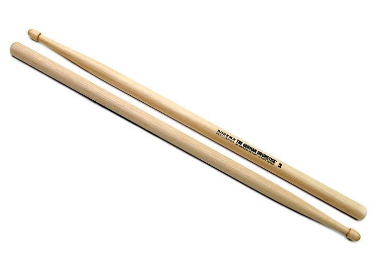 Rohema 5B Classic Hickory Drumsticks 61324/2