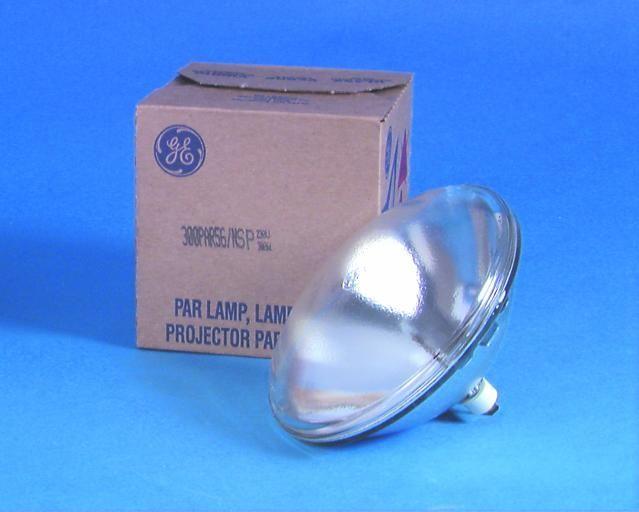 General Electric 230V/300W NSP  Glühbirne für Lampe PAR-56