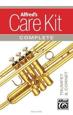Care Kit Pflegeset für Trompete & Kornett Alfred 99-1474076 038081474076