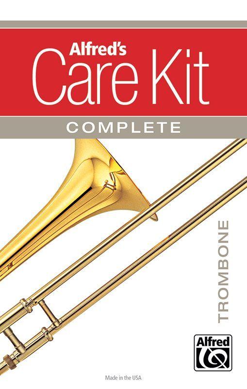 Care Kit Pflegeset für Posaune Alfred Verlag 99-1474083 038081474083
