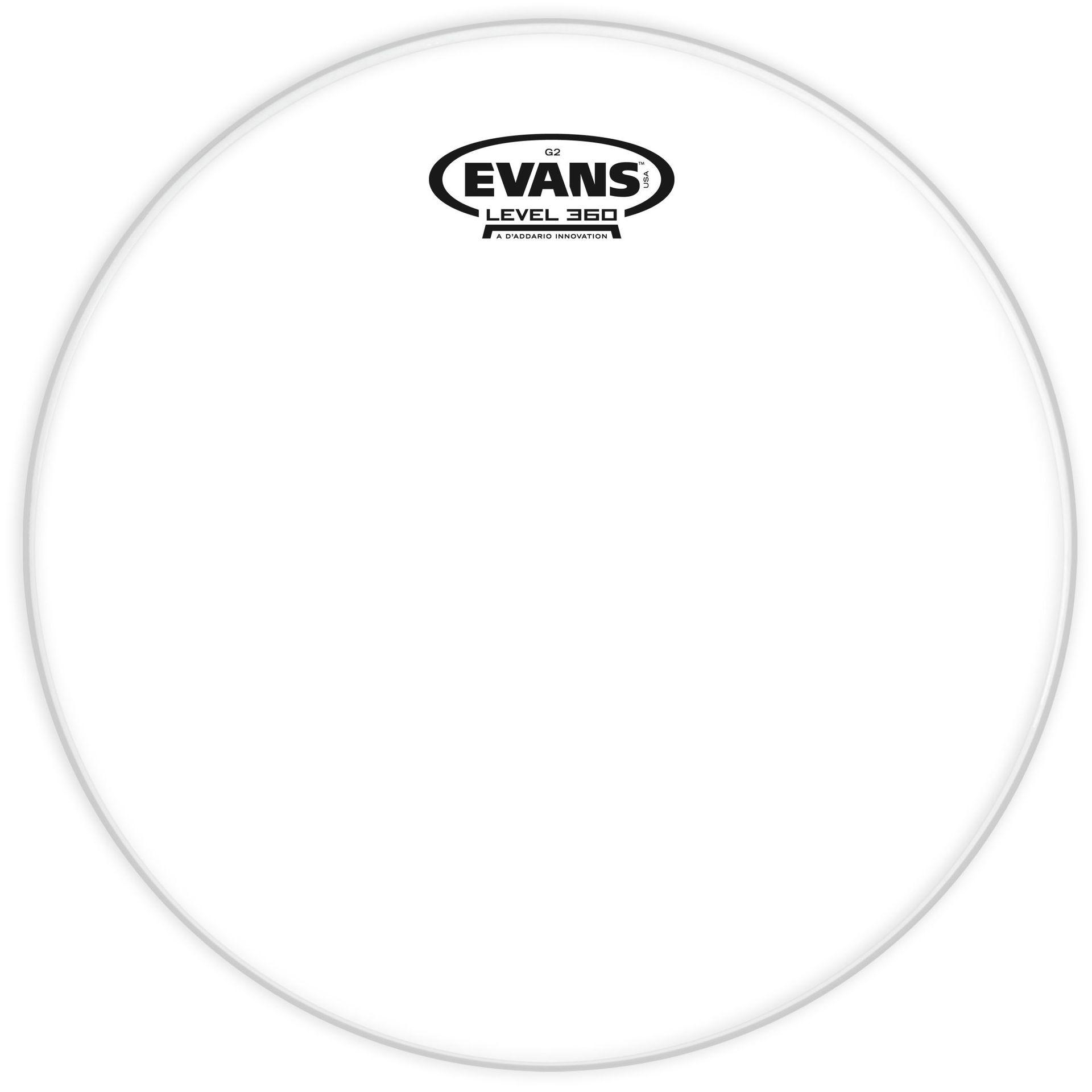 "Evans G2 clear 14"" TT14G2"