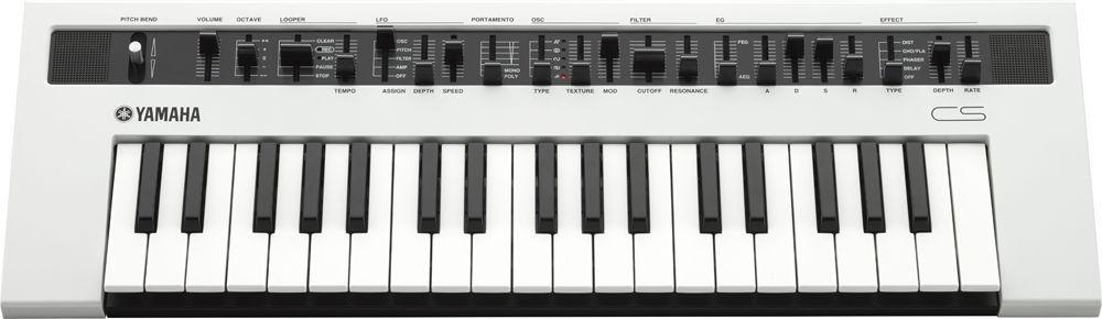 Yamaha reface CS Synthesizer mit analog physical Modeling Klangerzeugung