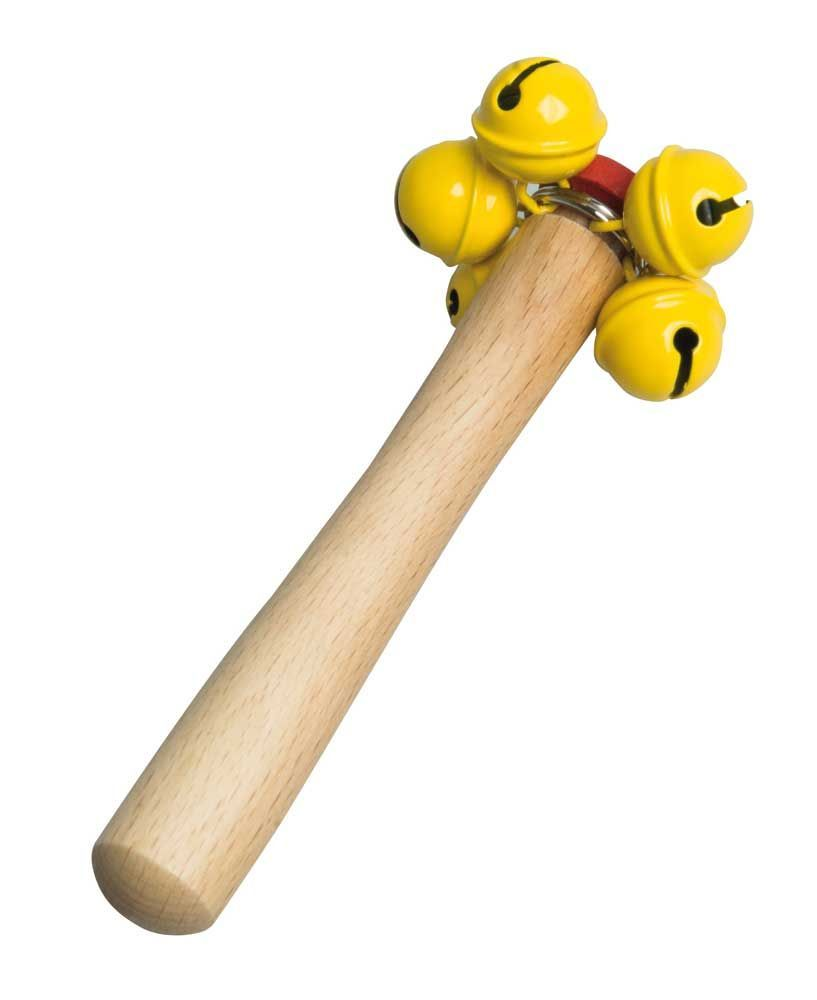Rohema 61871 Jingle Sticks - Schellenstab