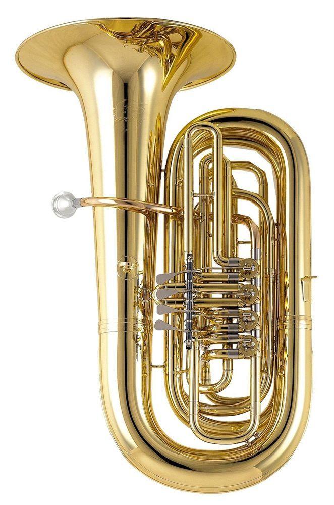 "Cerveny CVBB671-4G B-Tuba 1/4 ""Junior"", Bohrung 16,20mm, 4 Ventile,"