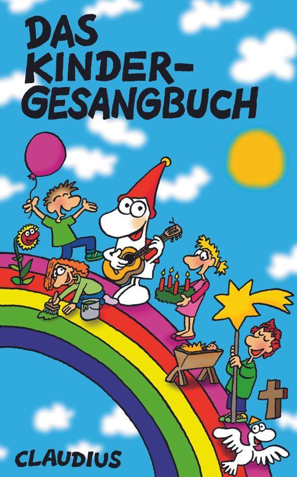 Noten Das Kindergesangbuch christliches Taschenbuch Claudius Verlag