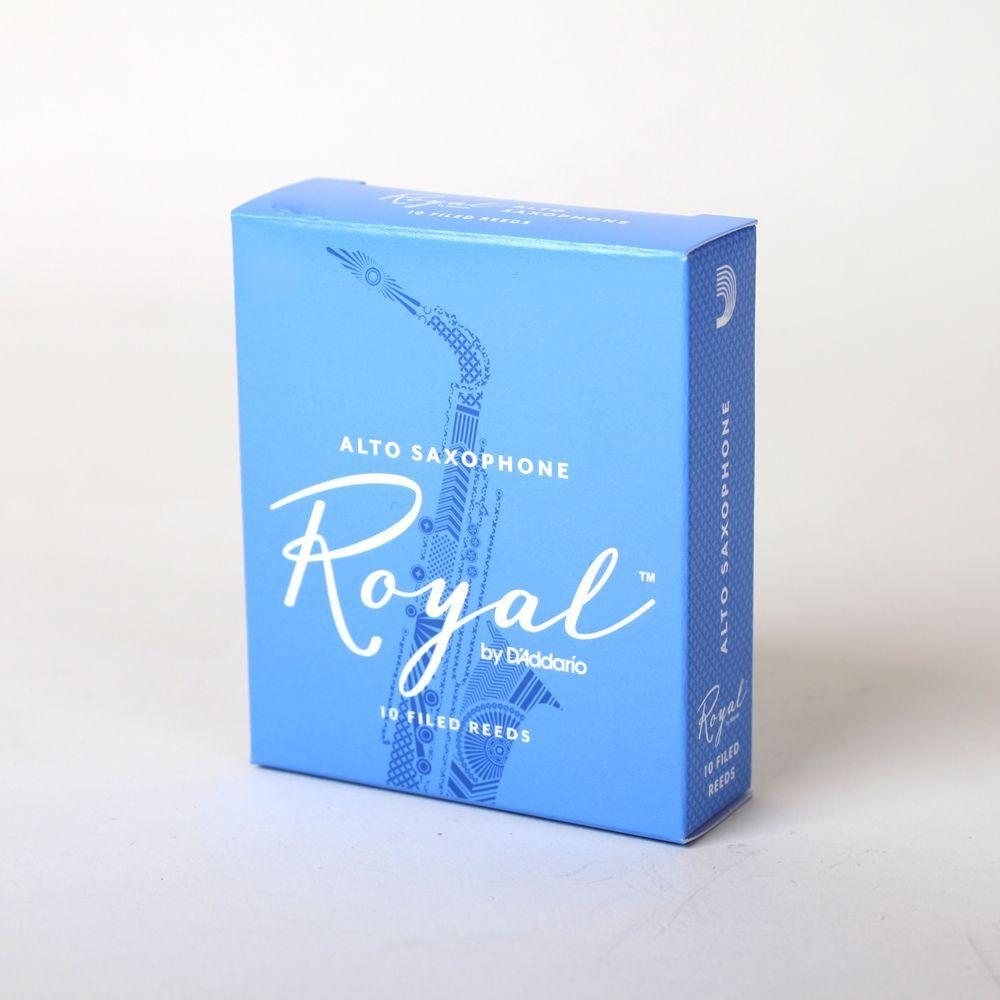 Daddario WoodWinds Rico Royal Altsaxophon 2,5 Blatt