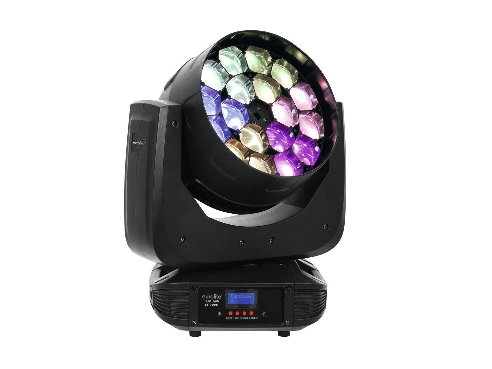 EUROLITE LED TMH FE-1800 Beam/Flowereffekt RGBW-Movinghead ABVERKAUF/EINZELSTÜCK