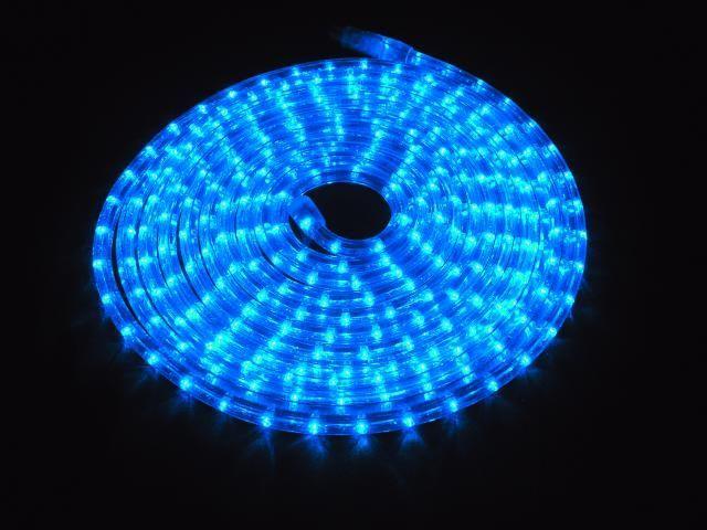 EUROLITE Rubberlight LED RL1 blau 9m Lichteffekt-Schlauch für Dekozwecke