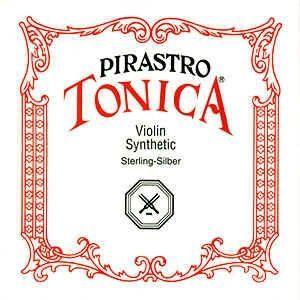 Pirastro Violine Tonica 1/4 - 1/8  Satz 412061  Kunststoffkern Saiten