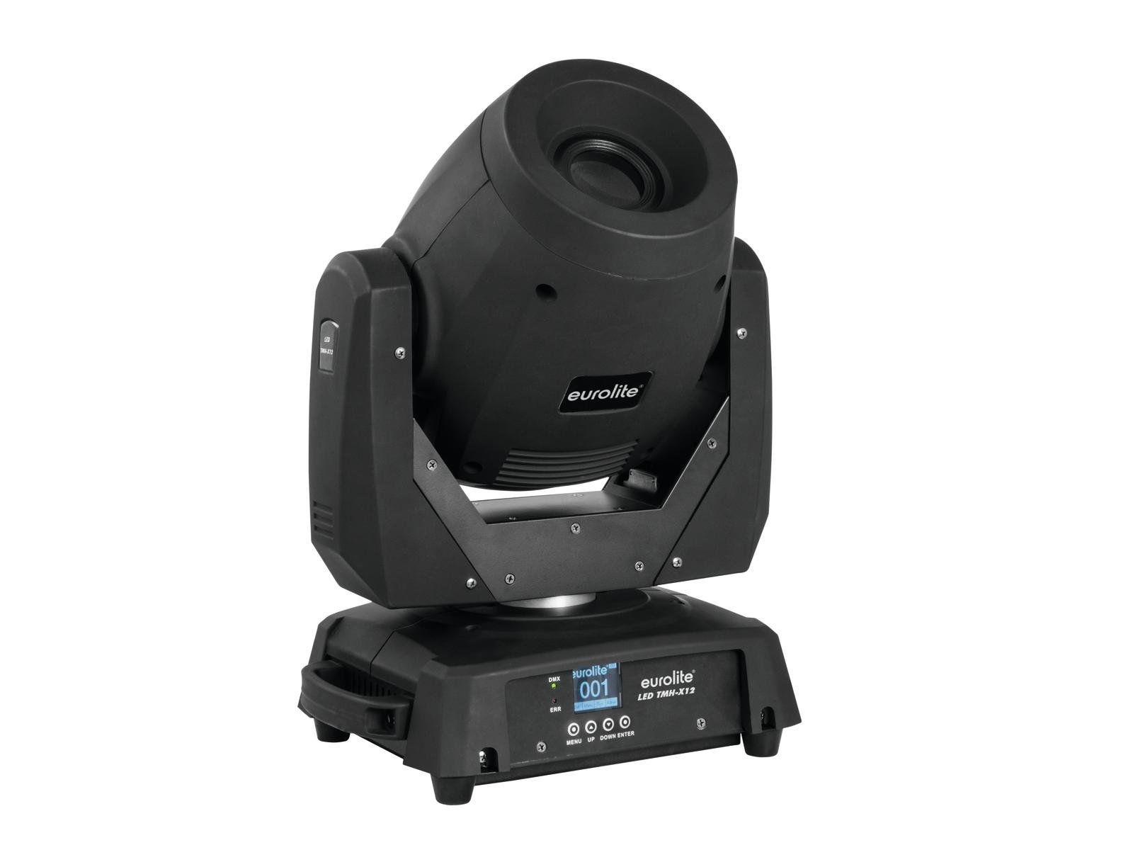 EUROLITE LED TMH-X12 Moving-Head Spot mit 120-Watt-LED