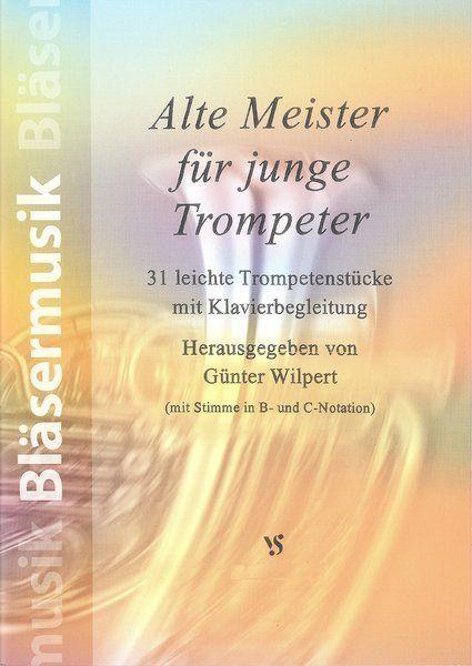 Noten Alte Meister für junge Trompete Sächsische Posaunenmission 9783000005619