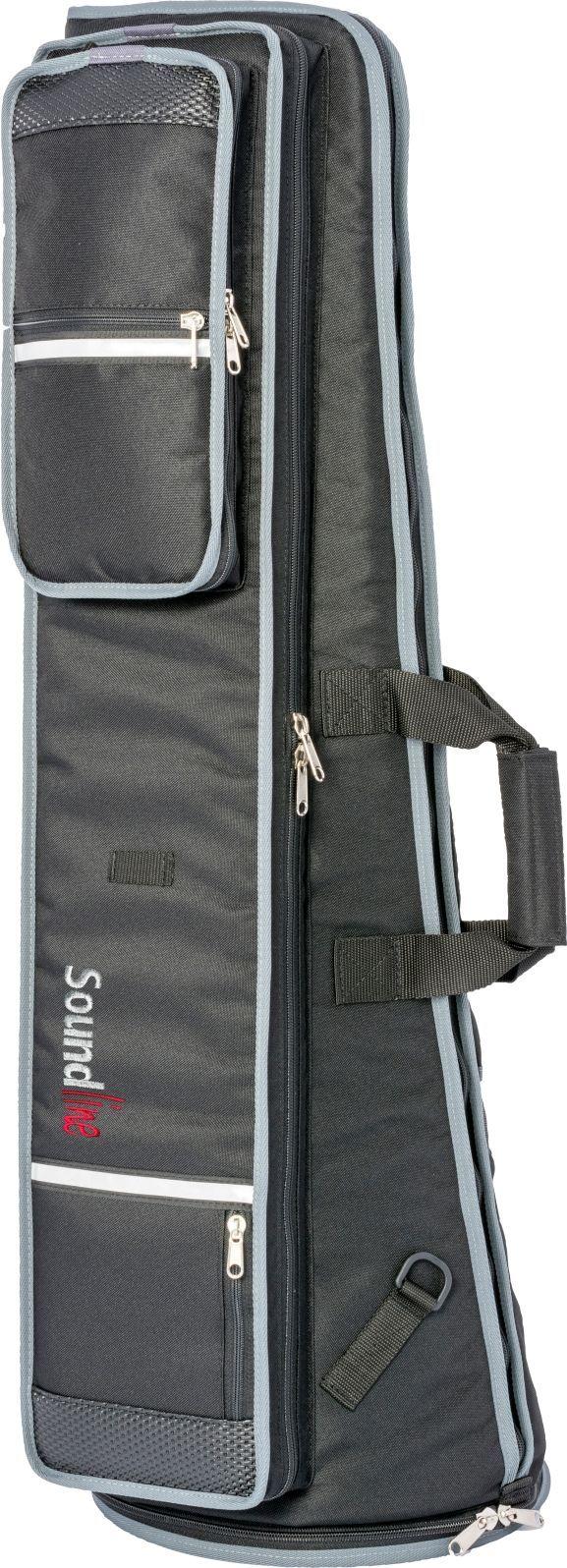 Soundline Gigbag Posaune Bassposaune (bis 27cm Schallstück) , 20mm Polsterung