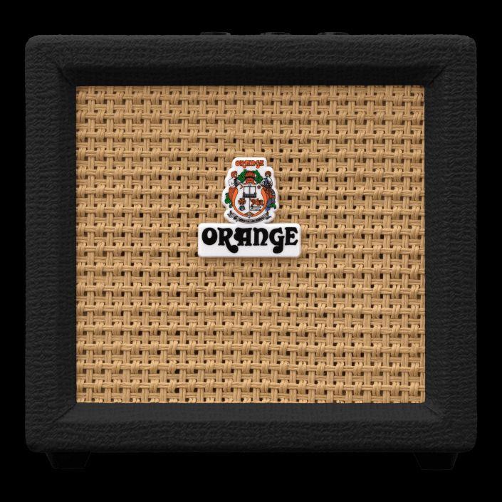 Orange Crush Mini BK Combo 3 Watt E-Gitarrenverstärker Black Version
