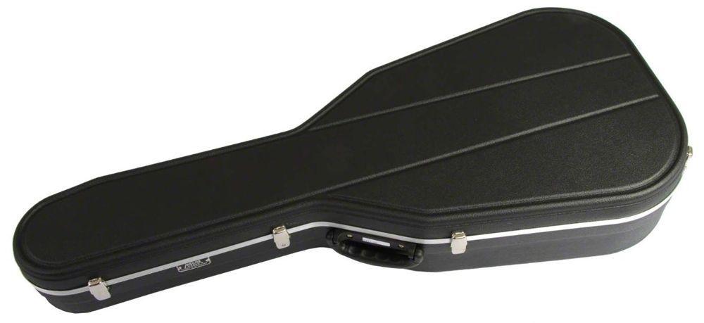 Hiscox STD-AC Gitarrenkoffer für Dreadnought, Westerngitarrenkoffer