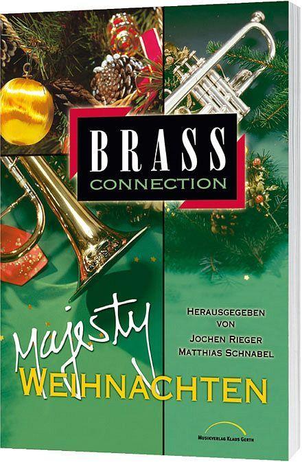 Noten Majesty Weihnachten Jochen Rieger Gerth Medien 857310