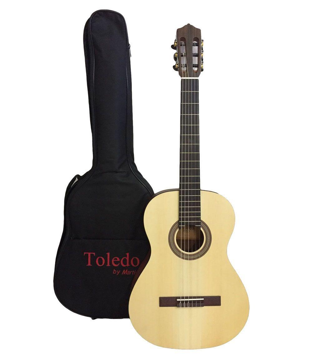 Martinez Toledo MC-18S  4/4 Konzertgitarre incl. Tasche