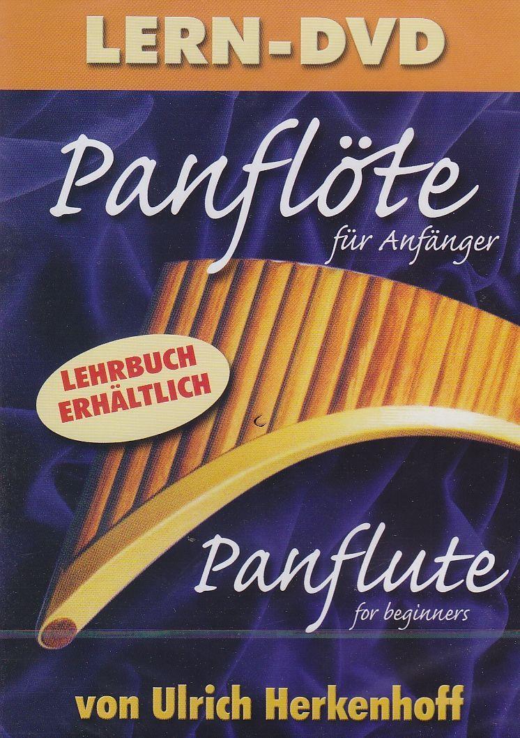 DVD Panflöte für Anfänger Ulrich Herkenhoff EC 9017 Koch
