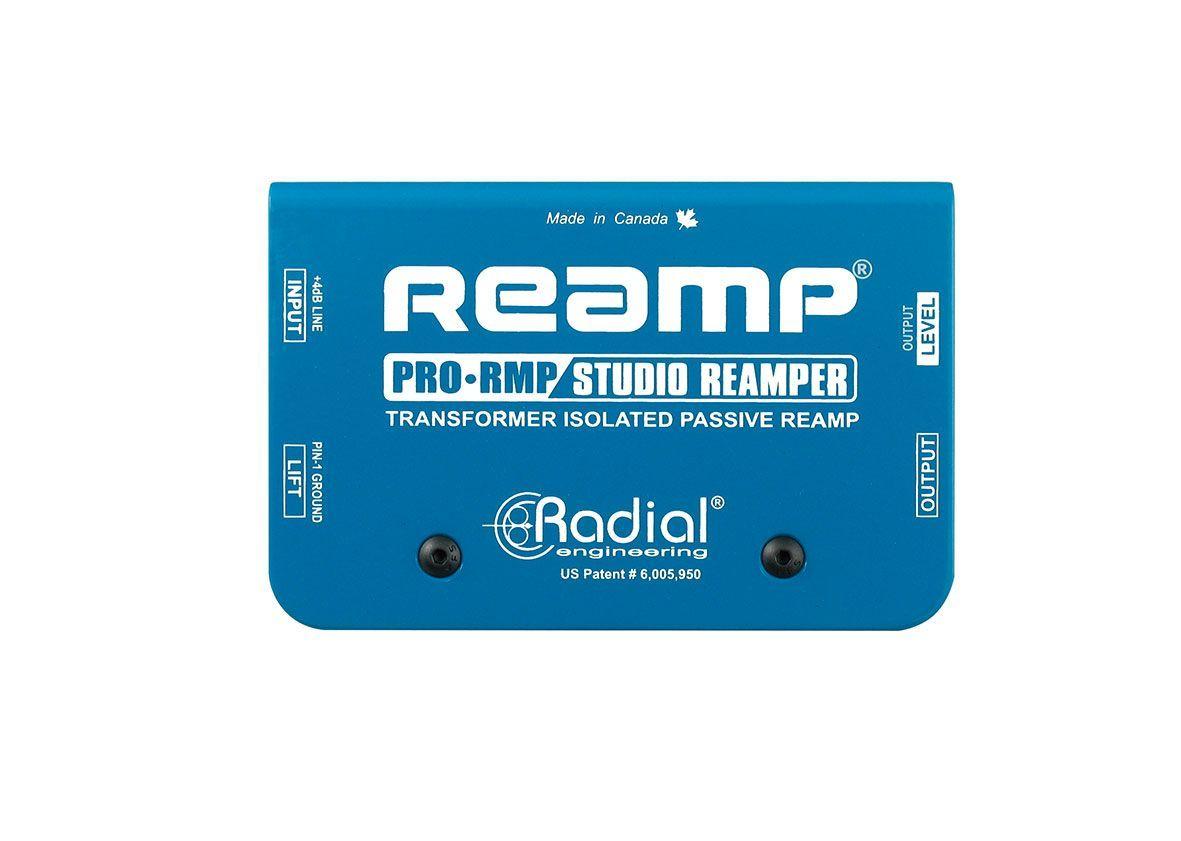 Radial Engineering SB-1 aktive DI-Box speziell für Akustik-Gitarren