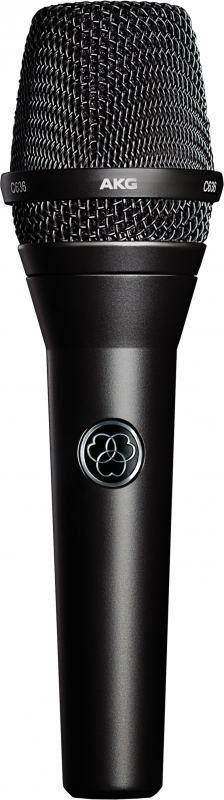 AKG C636 BLK Gesangsmikrofon, Kondensatormikrofon, Niere, antrazit