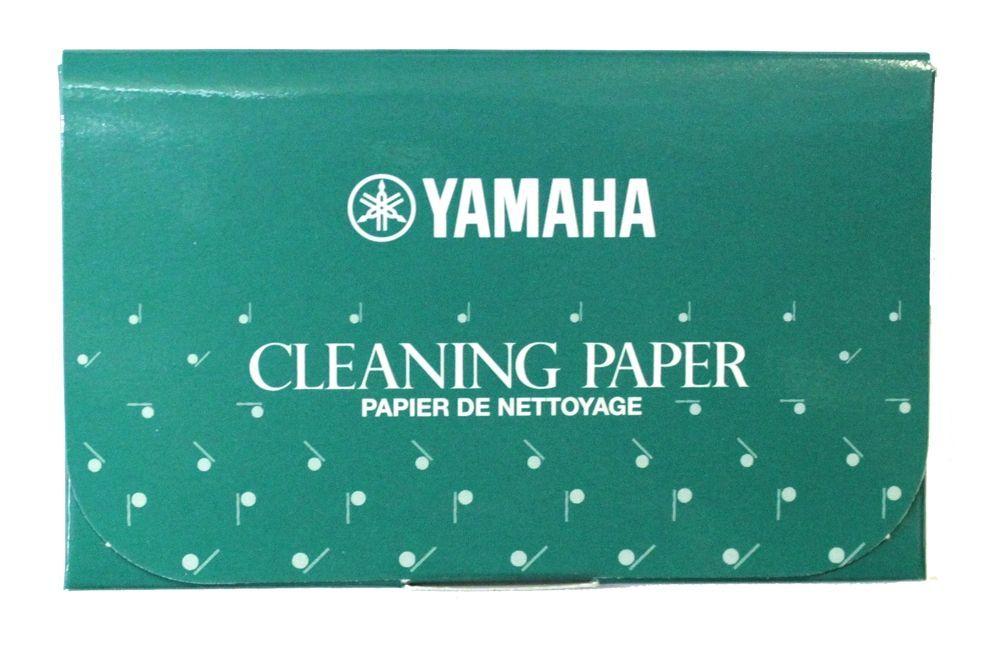 Yamaha Cleaning Paper III , Reinigungspapier für Polster