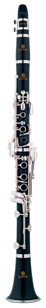 Jupiter JCL-750 SQ  B-Klarinette Böhm Grenadillholz, 17 Klappen, 6 Ringe