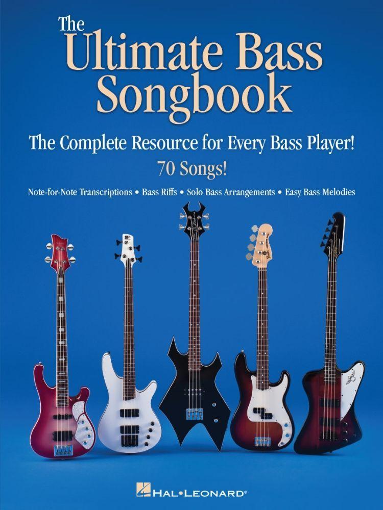 Noten The Ultimate Bass Songbook TAB Noten HL 00701946 Hal Leonard