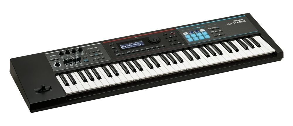 Roland Juno DS 61 Synthesizer mit 61 anschlagdynamischen Tasten