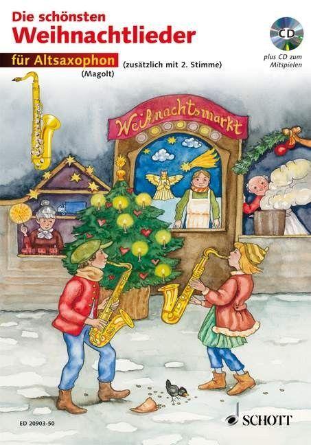 Noten Die schönsten Weihnachtslieder Marianne Magolt ED 20903-50