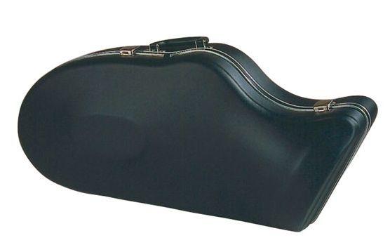 Jakob Winter 2087 K  Koffer für (Kaiser-)  Bariton ovale Bauart Farbe: schwarz