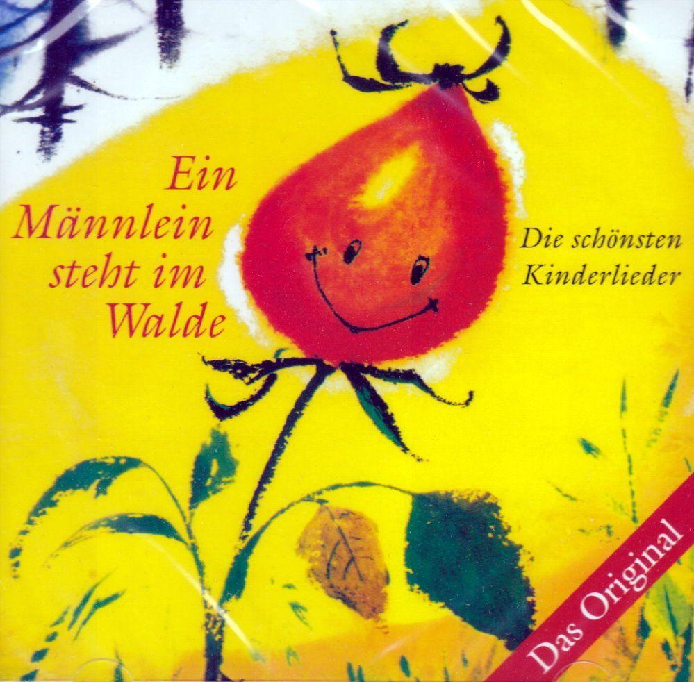 CD Ein Männlein steht im Walde Die schönsten Kinderlieder Buschfunk 05712