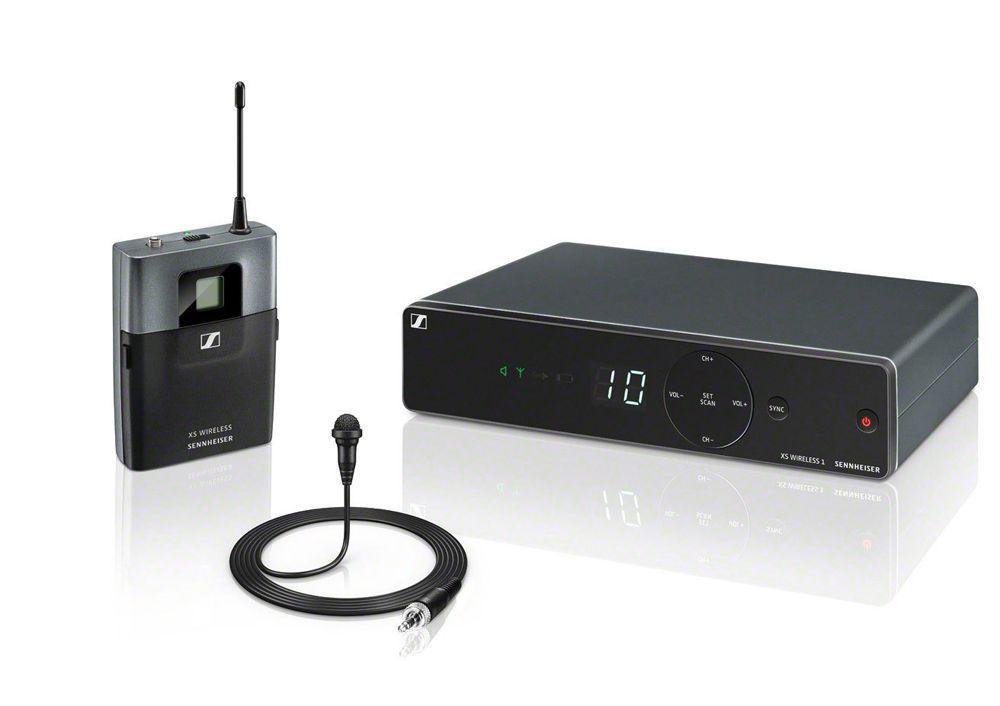 Sennheiser XSW 1 ME2-E  Lavalier-Wireless-System, Drahtlos System NEU