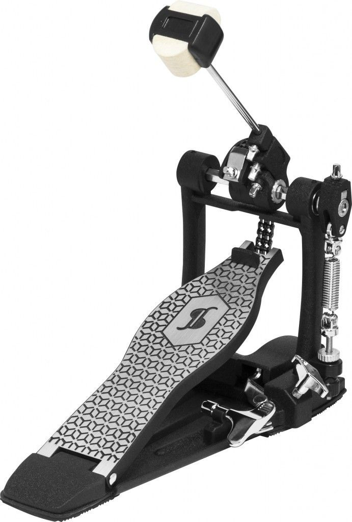 Stagg Single Bassdrum Pedal, 52 Serie,  PP-52