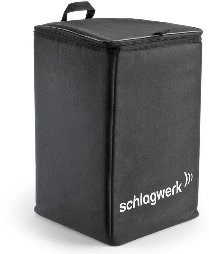 Schlagwerk TA12 Rucksacktasche für Cajon 50x30x30 cm Cajontasche