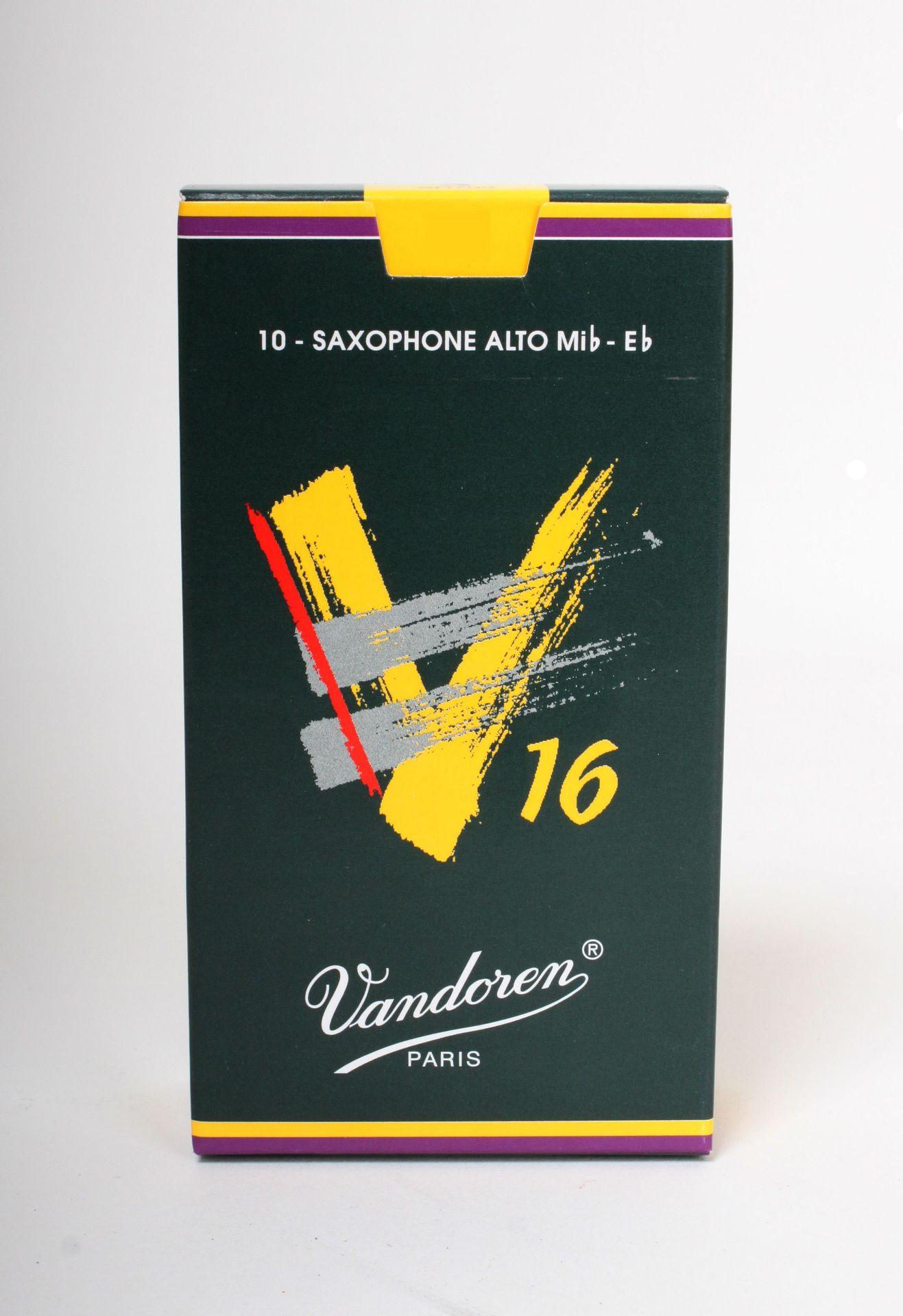 Vandoren V-16 Altsaxophon 2,0 Blatt