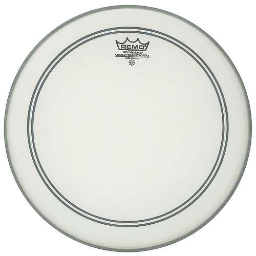 """Remo 10"""" Powerstroke 3 Snarefell coated"""