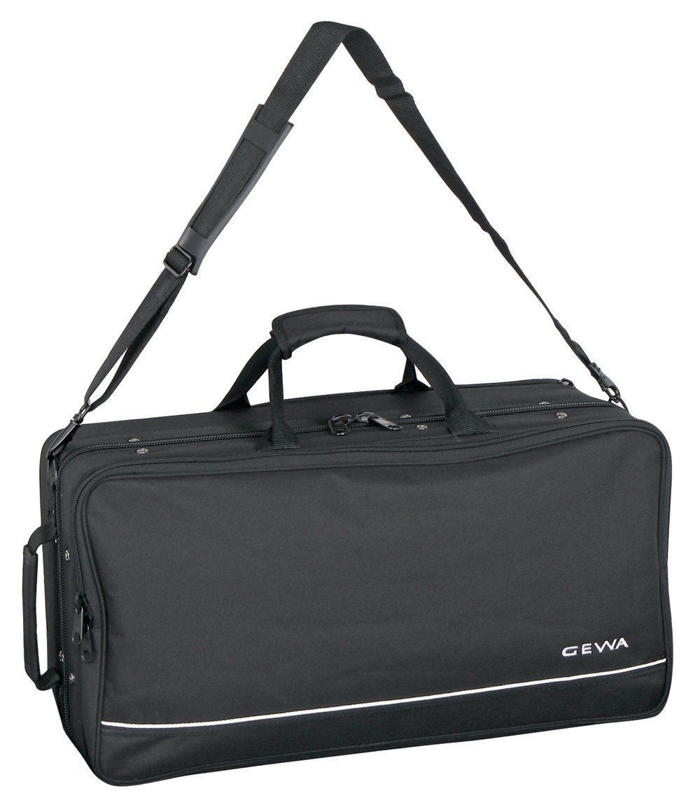 Leicht-Koffer Gigbag für Trompete (Perinetventile) Rucksack, trumpet case