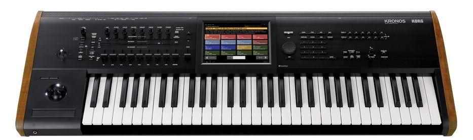 Korg KRONOS-II 61 Music Workstation  Synthesizer